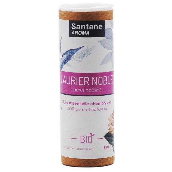 Iphym Santane Aroma Huile Essentielle Laurier Noble Bio 5ml