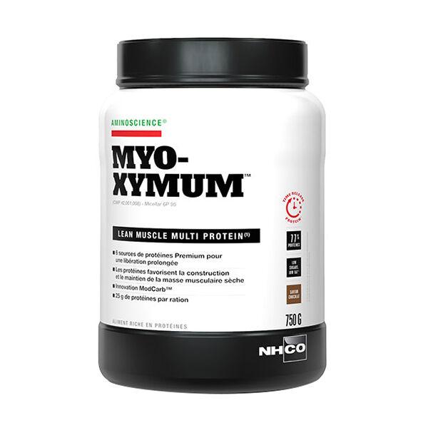 Nhco Myoxymum Lean Muscle Multi Protein Chocolat 750g