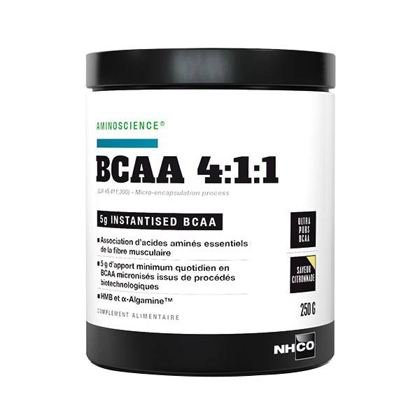 Nhco Bcaa 4:1:1 5g Instantised BCAA 250g
