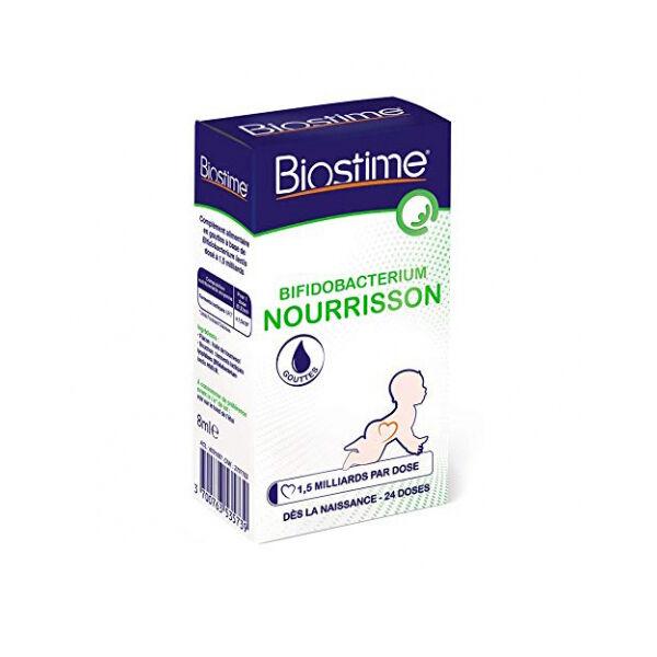 Dodie Biostime Ferments Lactiques Nourrissons Gouttes 8ml