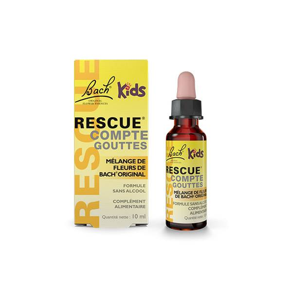 Rescue Remedy Kids Gouttes 10ml