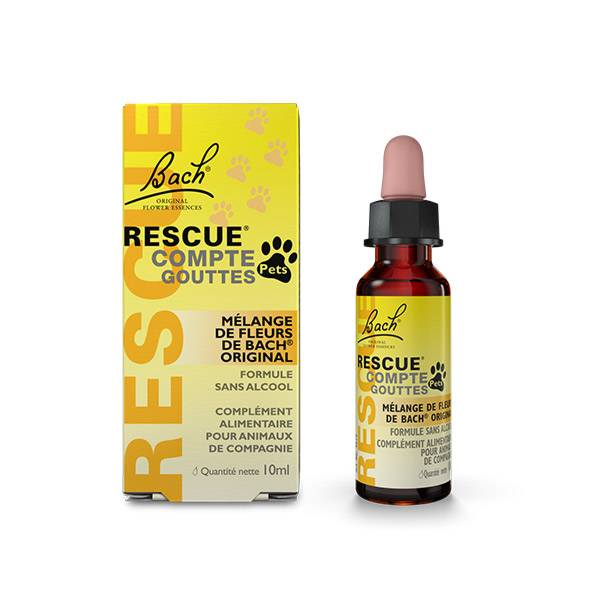 Rescue Pets Gouttes 10ml