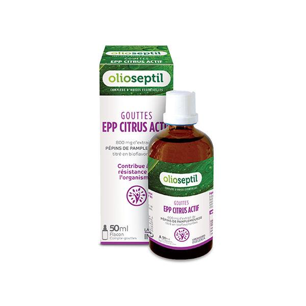 Ineldea Olioseptil EPP Citrus Actif 50ml
