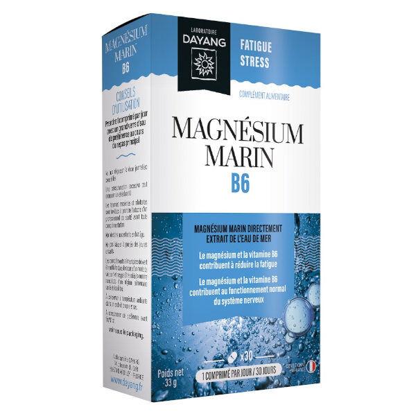 Dayang Magnésium Marin 30 comprimés