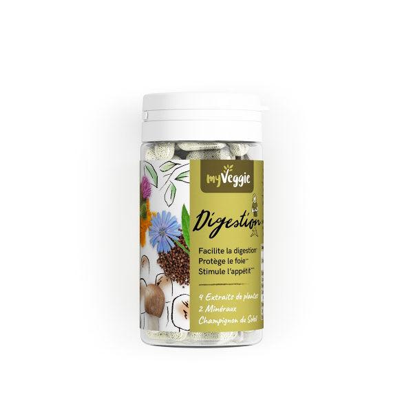MyVeggie Digestion 60 gélules