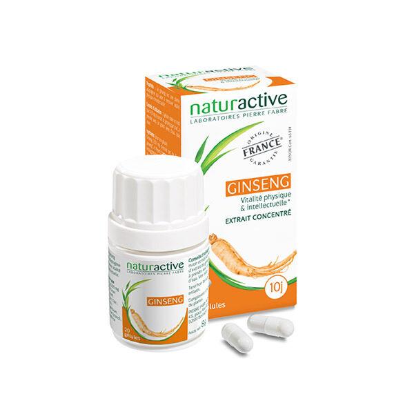 Naturactive Ginseng 20 gélules