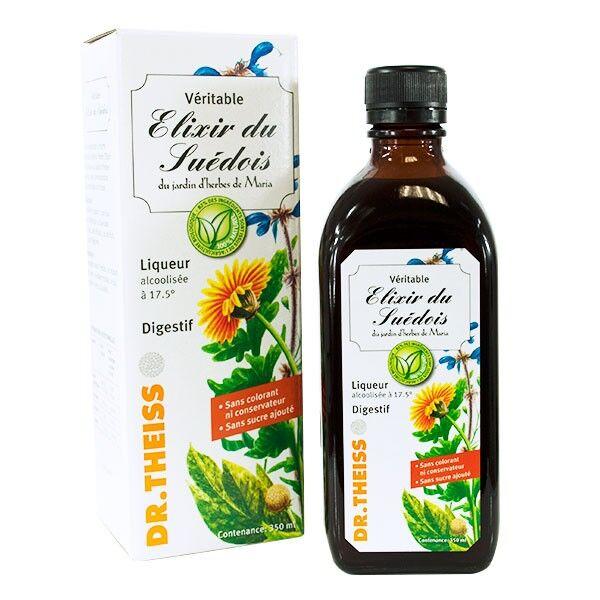 Dr Theiss Elixir Du Suedois 17.5° 350ml