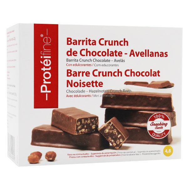 Inovance Protéifine Barres Crunch Chocolat Noisette 220g