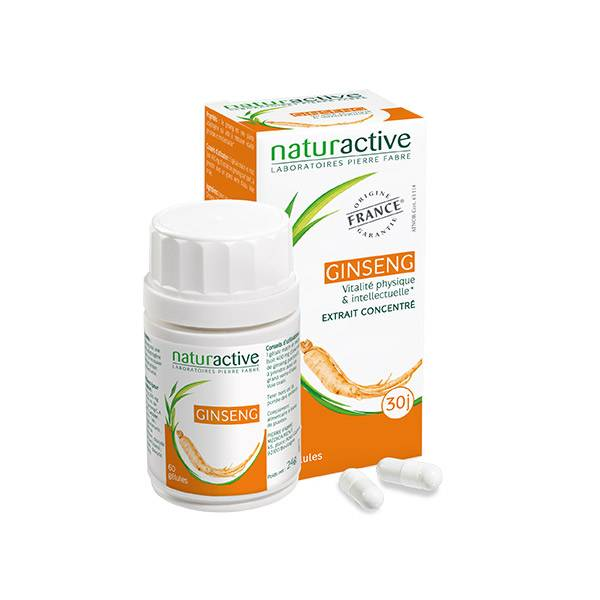 Naturactive Ginseng 60 capsules