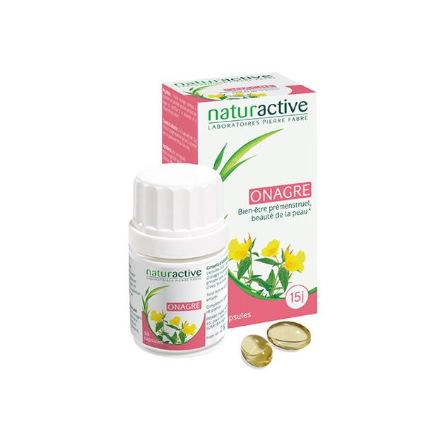 Naturactive Onagre 30 capsules