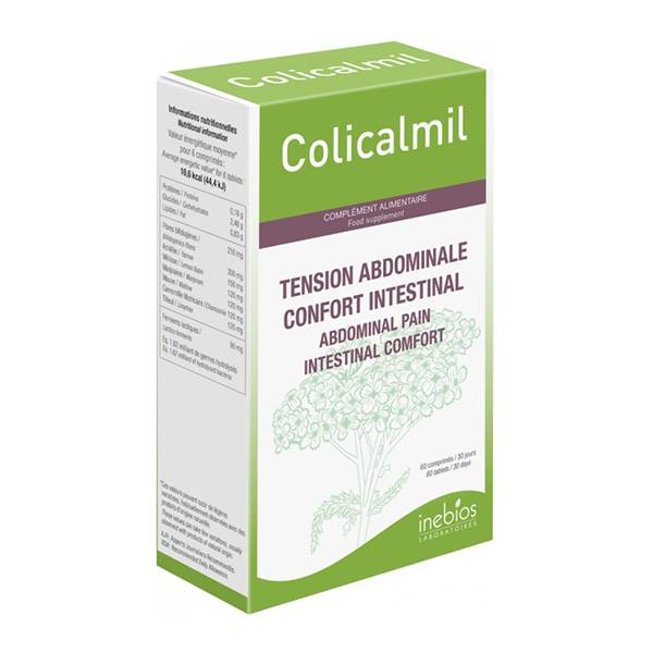 Inebios Colicalmil 60 comprimés