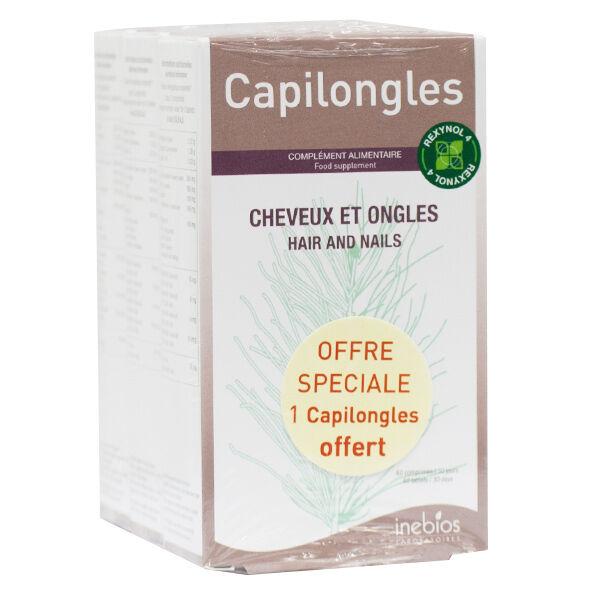 Inebios Capilongles 3 x 60 comprimés