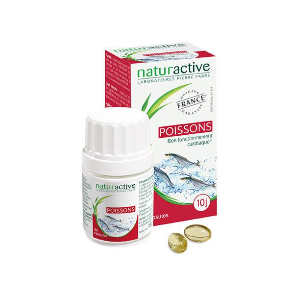 Naturactive Poissons 30 capsules