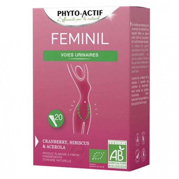 Phyto-Actif Phytoactif Feminil Bio 20 sticks