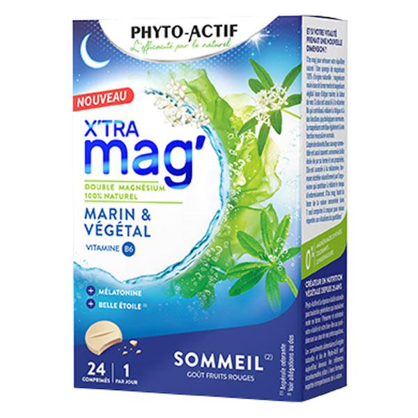 Phyto-Actif Phytoactif X'Tra Mag' Sommeil 24 Comprimés