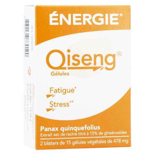 SOS Aroma Qiseng® 30 gélules