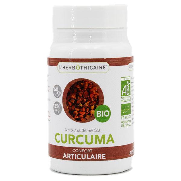 L' Herbothicaire L'Herbôthicaire Curcuma Bio 60 gélules