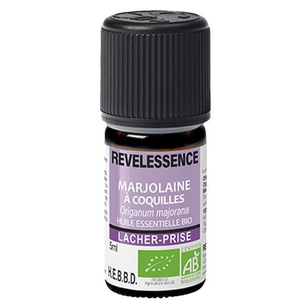 Florame Revel'Essence Huile Essentielle Marjolaine à Coquilles Bio 5ml