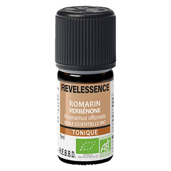 Florame Revel'Essence Huile Essentielle Romarin Verbénone Bio 5ml