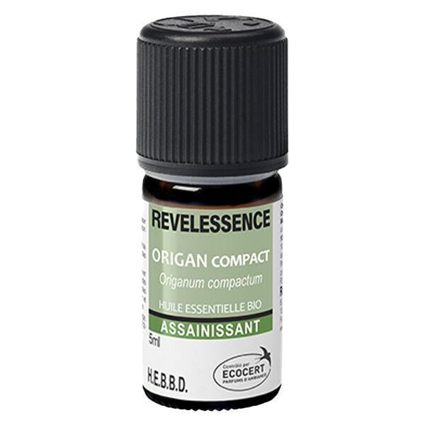 Florame Revel'Essence Huile Essentielle Origan Compact Bio 5ml