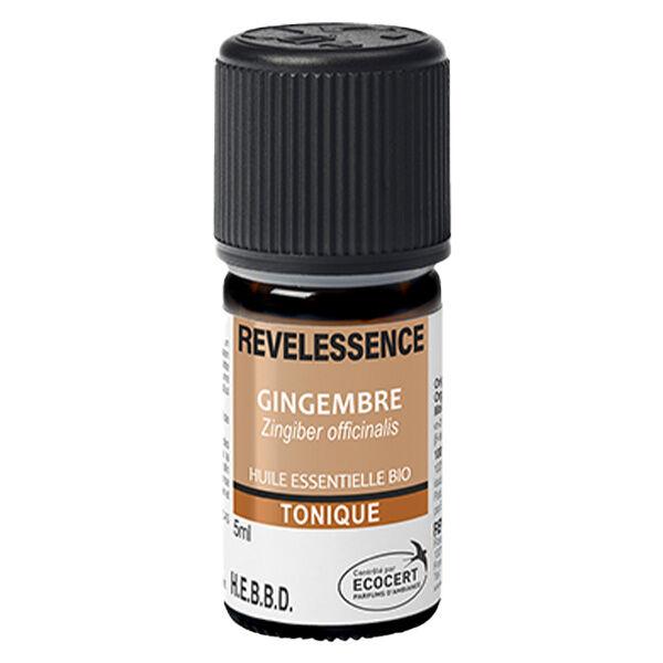 Florame Revel'Essence Huile Essentielle Gingembre Bio 5ml