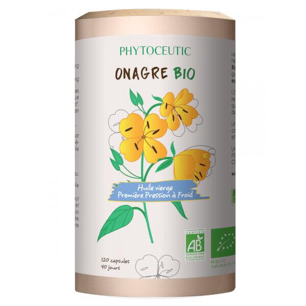 Phytoceutic Huile d'Onagre Bio 120 capsules