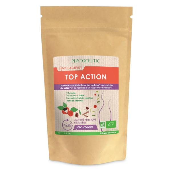 Phytoceutic Ligne Active Top Action 90g