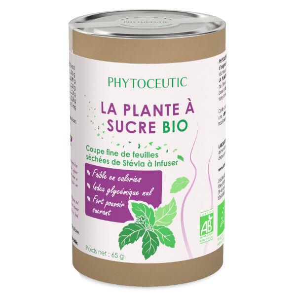 Phytoceutic Ligne Active La Plante à Sucre Bio Stévia 65g