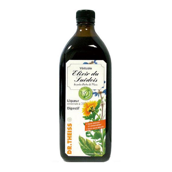 Dr Theiss Elixir Du Suedois Bio 38° 350ml