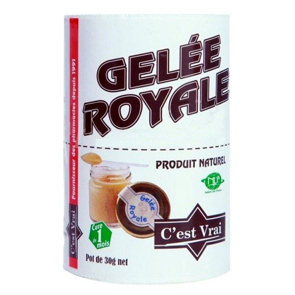 Cevrai C'est Vrai Gelée Royale Flacon 30g