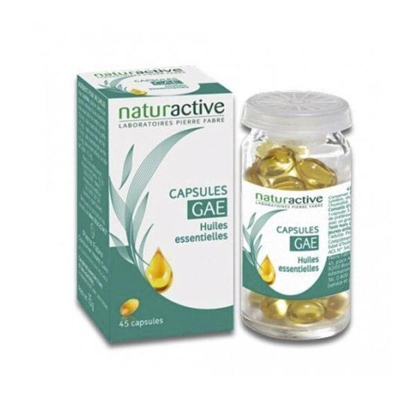 Naturactive Huiles Essentielles GAE 45 capsules