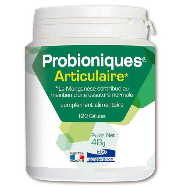 Santé Silice Probioniques Articulaire 120 gélules