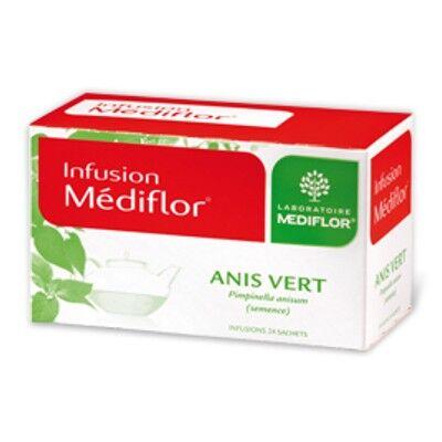 Médiflor Infusion Anis Vert 24 sachets