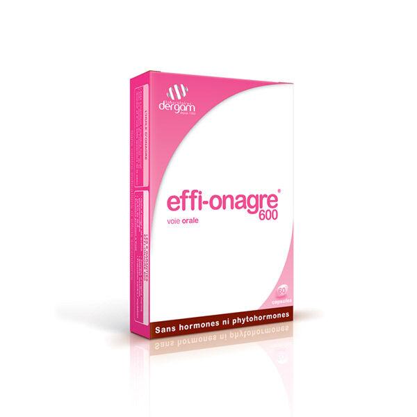 Dergam Effi Onagre 600 60 capsules
