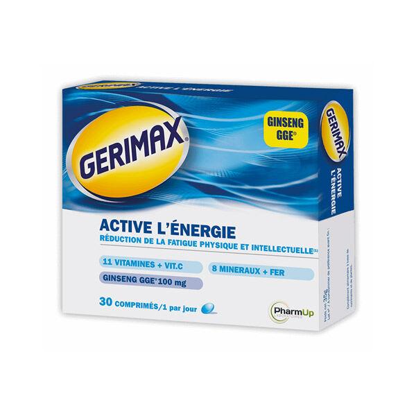Gerimax Active L'Energie Ginseng GGE- 30 comprimés