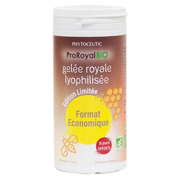 Pro Royal Phytoceutic Pro Royal Bio Gelée Royale Lyophilisée 180 gélules