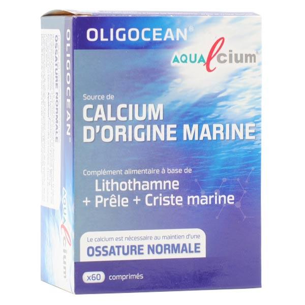 Superdiet Oligocean Aqualcium 60 comprimés
