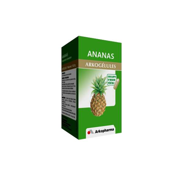 Arkopharma Arkogélules Ananas 150 gélules