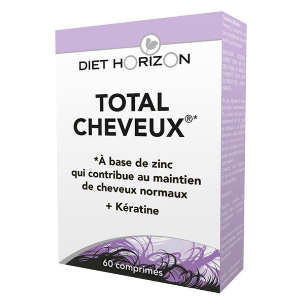 Diet Horizon Total Cheveux 60 comprimés