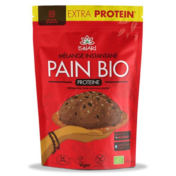 Iswari Mix Pain Protéiné Bio 300g