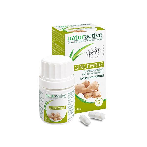 Naturactive Gingembre 30 gélules