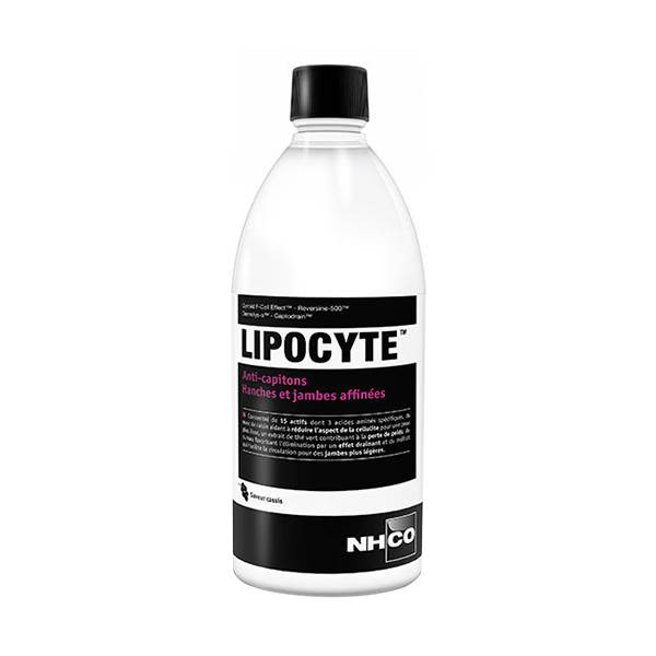Nhco Lipocyte Anti-Capitons - Hanches et Jambes Affinées 500ml
