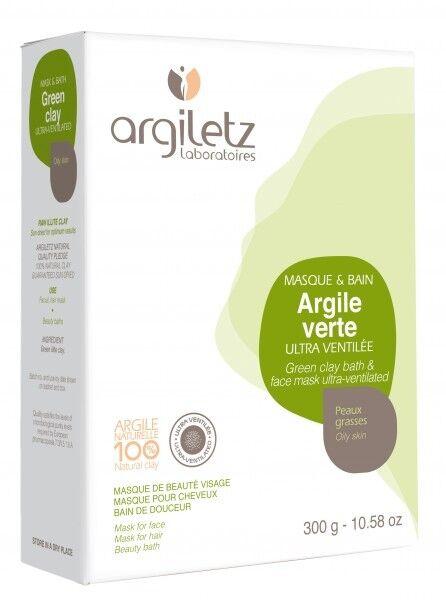 Argiletz Argile Verte Ultra-Ventilée 300g