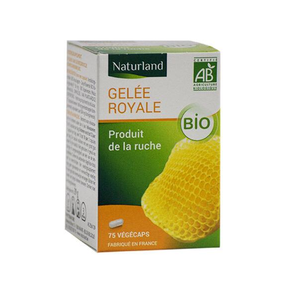 Naturland Gelée Royale Bio 75 végécaps