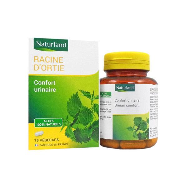 Naturland Racine d'Ortie 75 végécaps