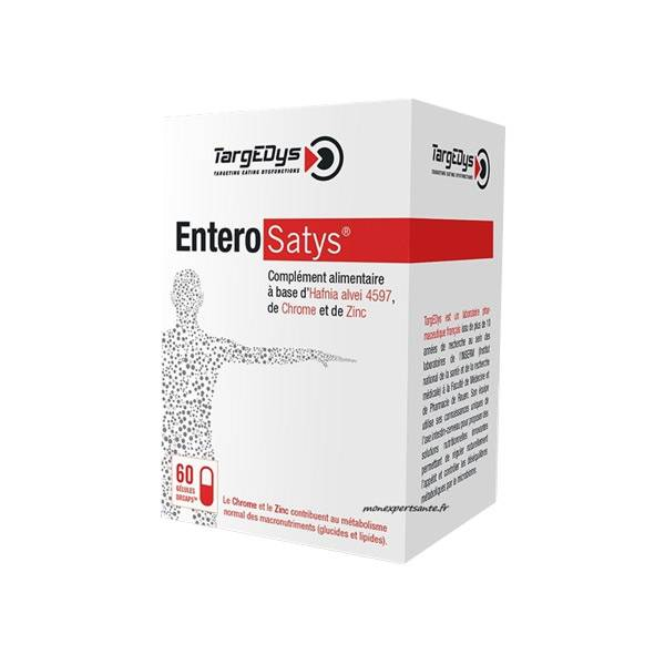 EnteroSatys Minceur 60 gélules