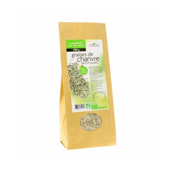 Exopharm Graines de Chanvre Bio 200g