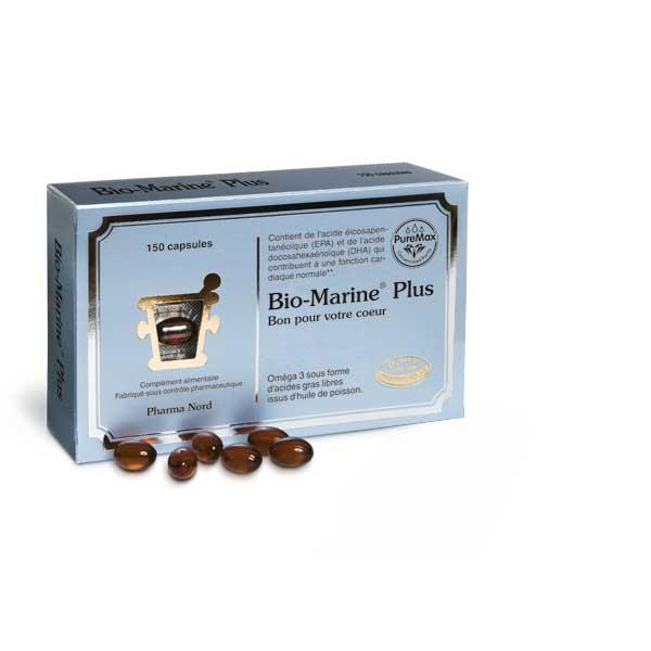 Pharma Nord Bio-Marine Plus boite de 150 capsules