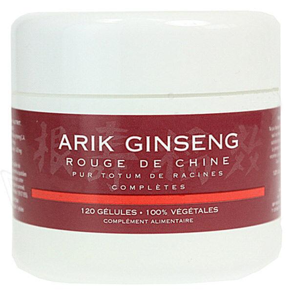 Arik Ginseng 120 gélules