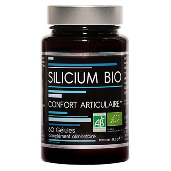 Nutrivie Silicium Bio 60 gélules